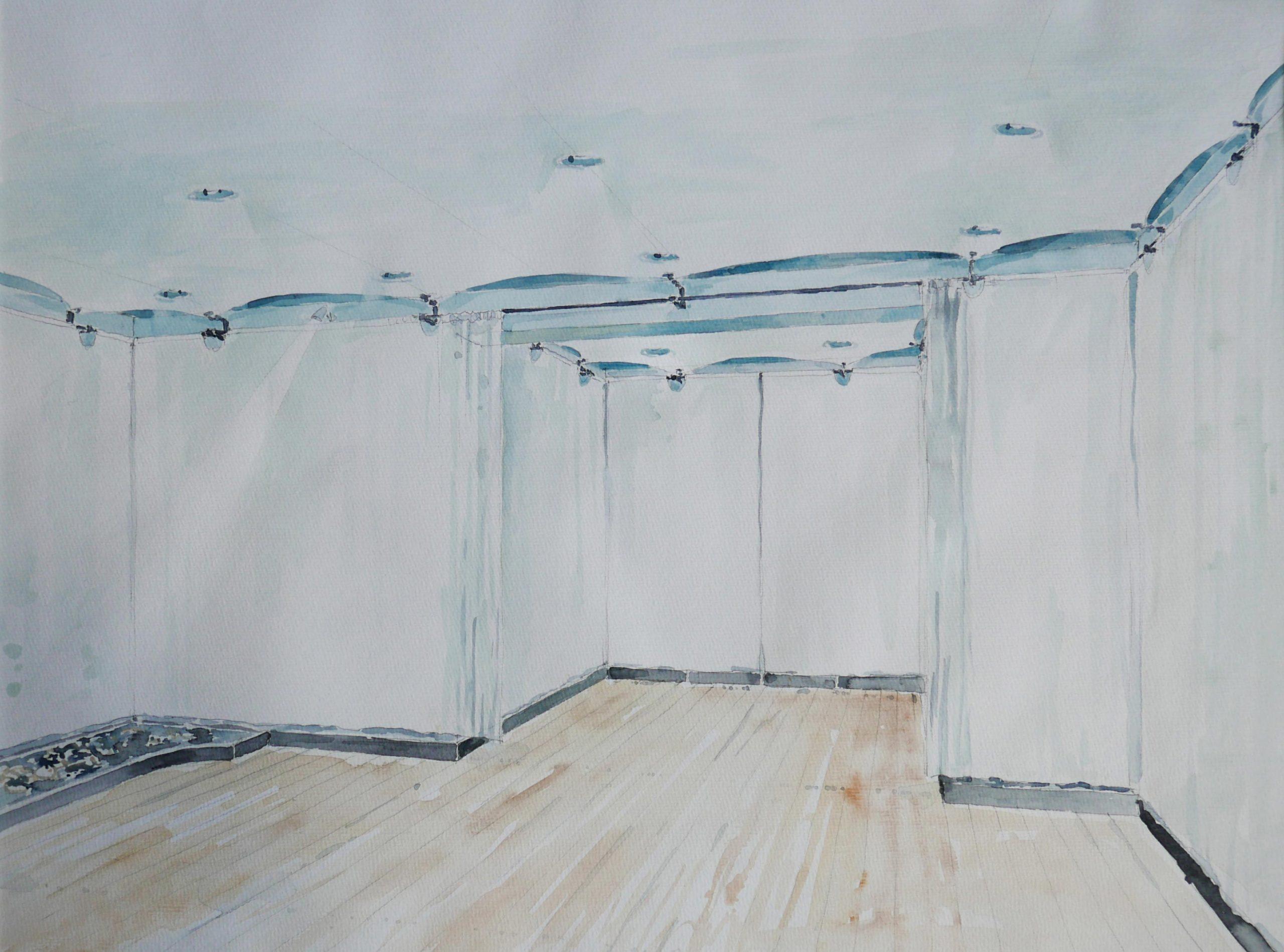 Raum der Stille Krankenhaus für Trauer