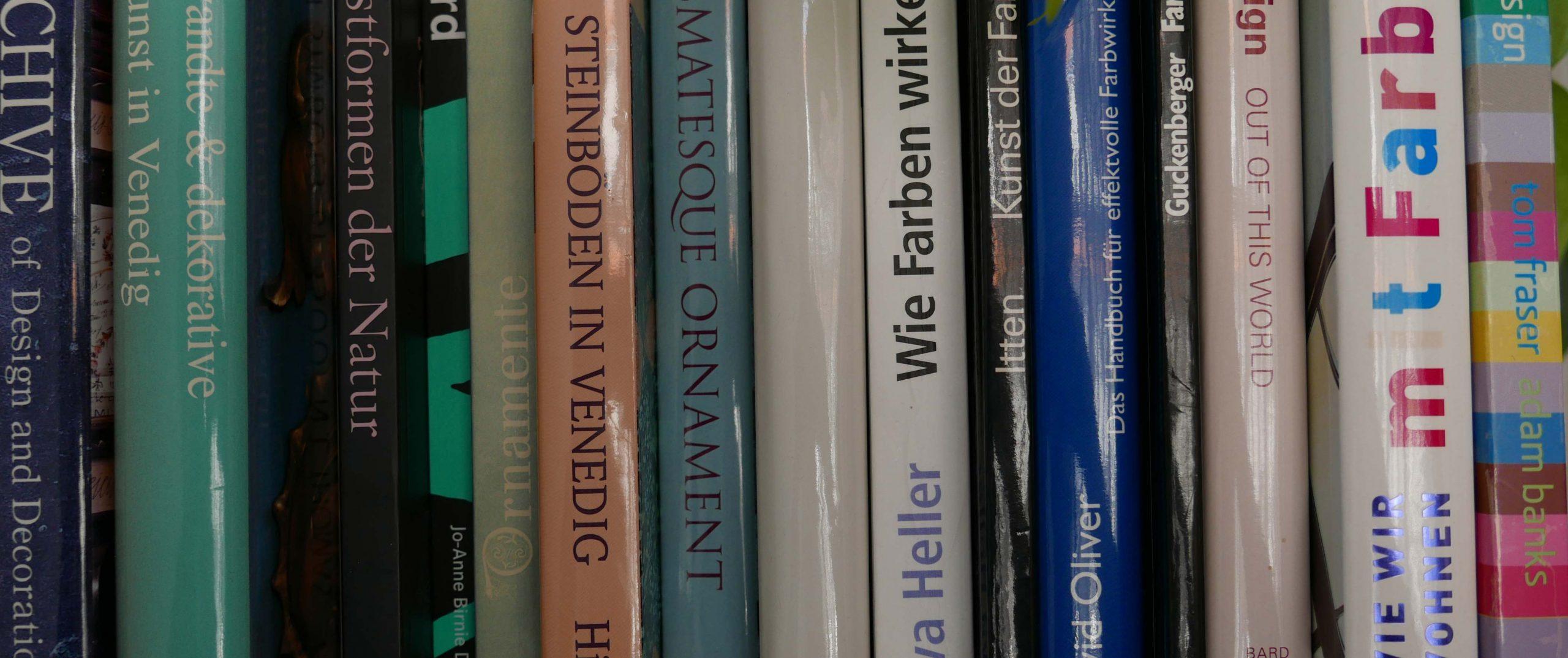leben mit Büchern am schlimmsten sind Umzüge der Bildbände