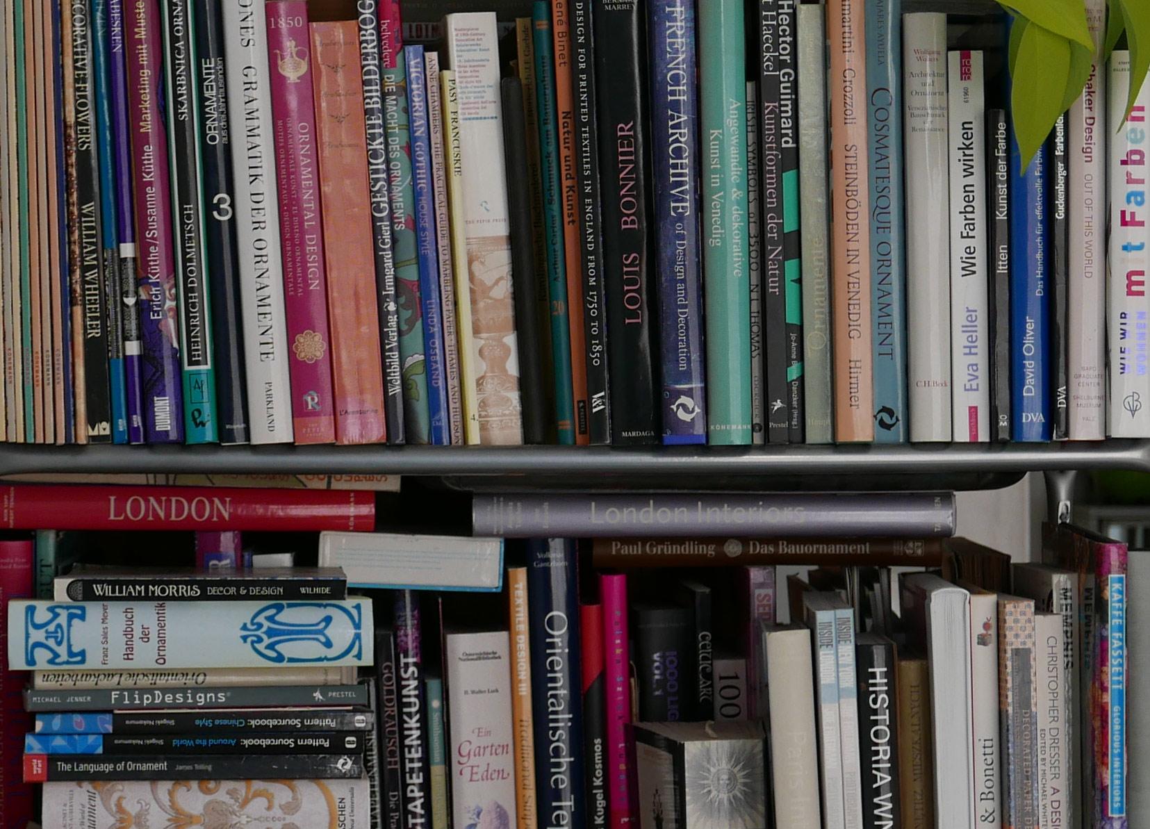 Leben mit Büchern am Schlimmsten sind die Umzüge der großen Alben