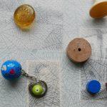 Minimalistischer Lebensstil und was sich digitalisieren lässt gegenstände und Fotos als Komposition